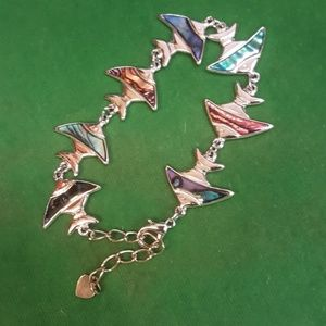 Jewelry - Abalone Fish Bracelet 5 for $25